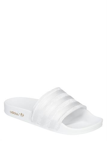 adidas Adilette Satin White
