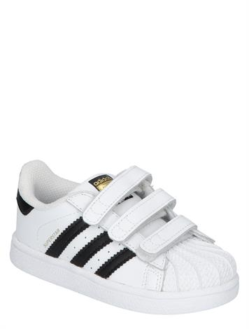 adidas SST Foundation White Black
