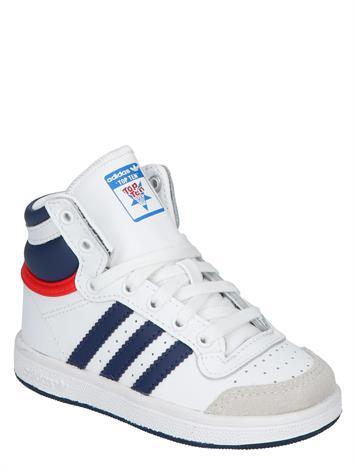 adidas Top Ten Hi White
