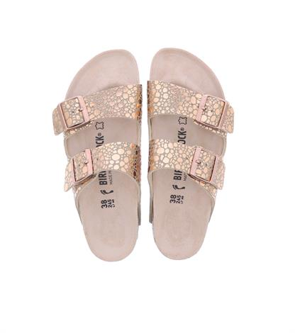 Birkenstock Arizona Stones Copper Smal