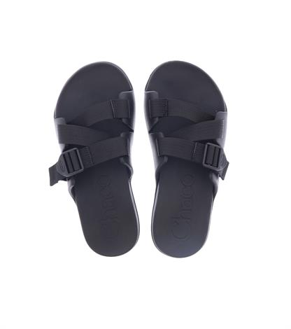 Chaco Chillos Slide (M) Black