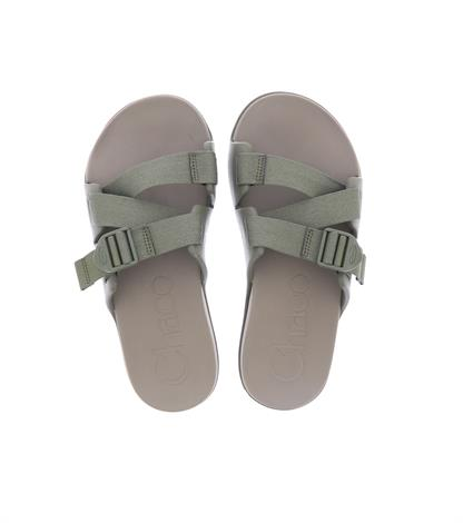 Chaco Chillos Slide (M) Green
