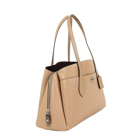 Coach Lora Carryall Taupe