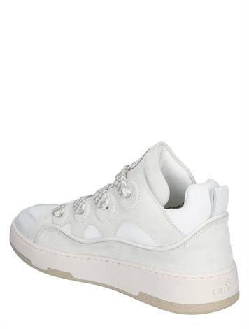 Copenhagen CPH 201 Leather Mix White