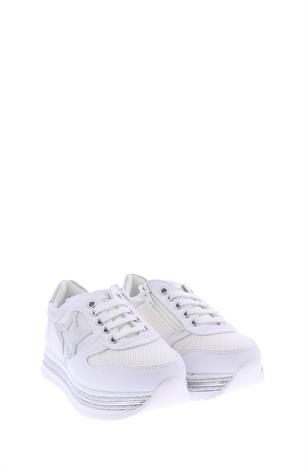 Cypres Hilde Pampas White