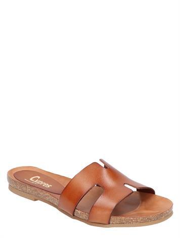 Cypres Marciena Brown Leather