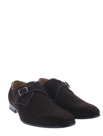 Daniel Kenneth Hannibal Dk. Brown Suede