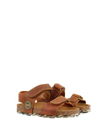 Develab 48213 Cognac Brushed Washed