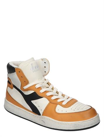 Diadora Mi Basket Used-2 Snow White Nugget
