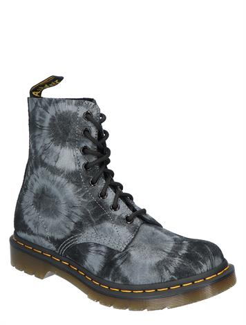 Dr Martens 1460 Paccal Tie Dye Black Charcoal
