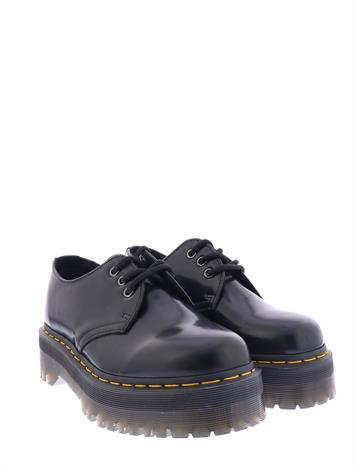 Dr Martens 1461 Quad Black Polished Smooth