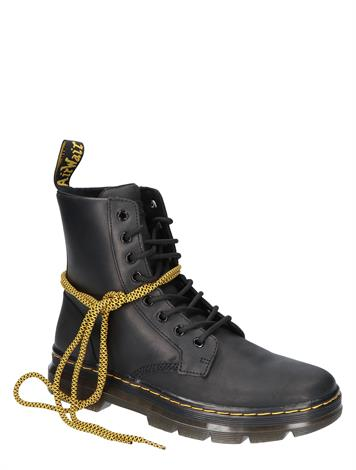Dr Martens Combs leather Black Wyoming