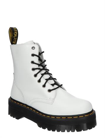 Dr Martens Jadon White Polished