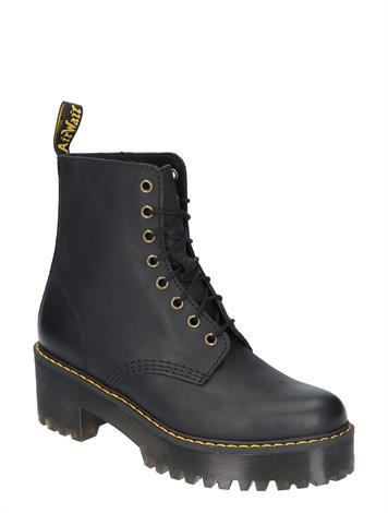Dr Martens Shriver Hi Black Wyoming