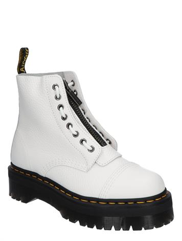 Dr Martens Sinclair White Milled Nappa