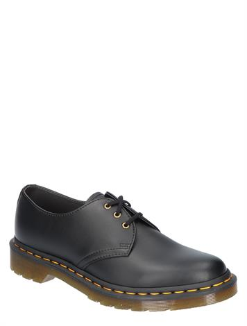 Dr Martens Vegan 1461 Black Felix Rub Off