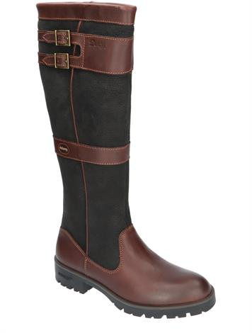 Dubarry Longford Boot Black Brown