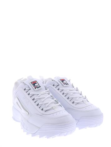 Fila Disruptor Patches Wmn White
