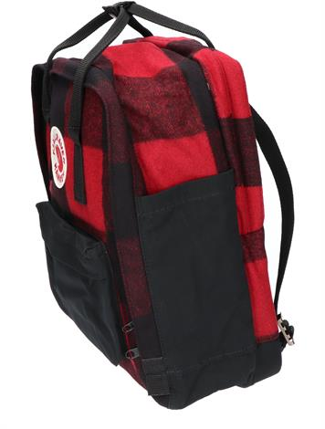 Fjallraven Kanken Red Black