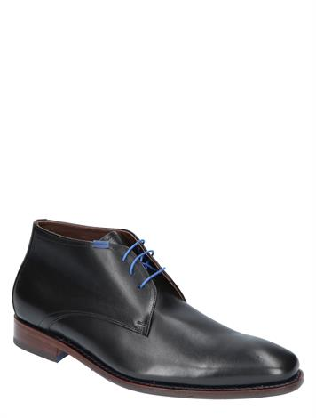 Floris van Bommel 10670 Black Calf H