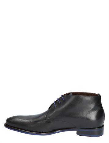 Floris van Bommel 20376 02 Black G+ Wijdte