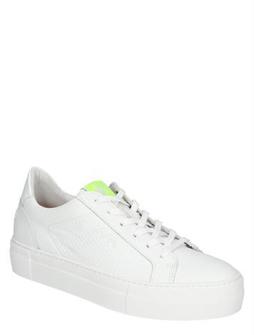 Floris van Bommel 85333 White G-Wijdte