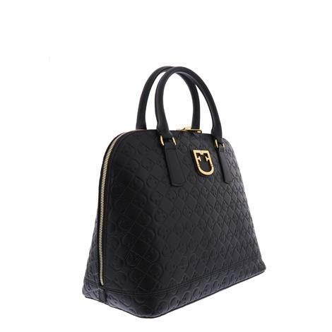Furla Fantastica Medium Dome Onyx