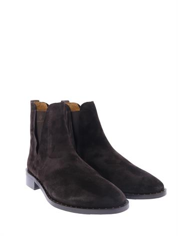 Gant Suede Chelsea Nagels in Zoolrand Dark Brown