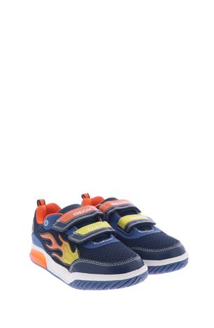 Geox J929CC  Navy Orange
