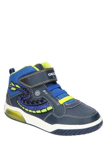 Geox J949CE Navy Lime