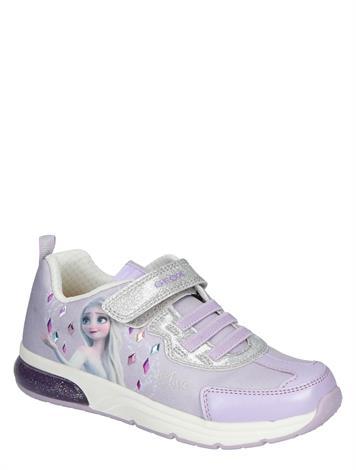 Geox Spaceclub Girls 011KC C8456 Lilac Silver