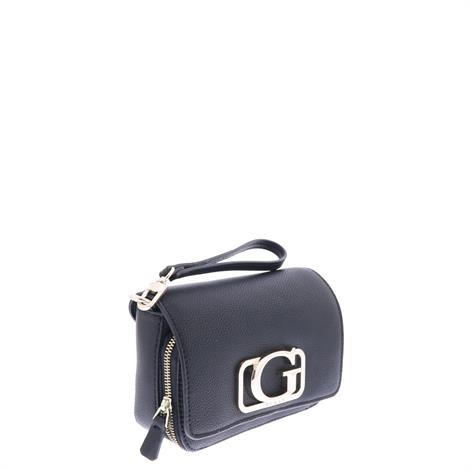 Guess Annarita Mini Crossbody Flap Black