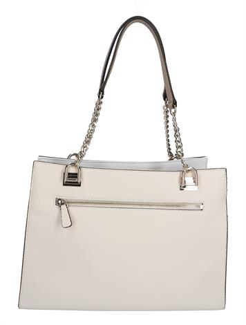Guess Belle Isle Society Carryall Stone Multi