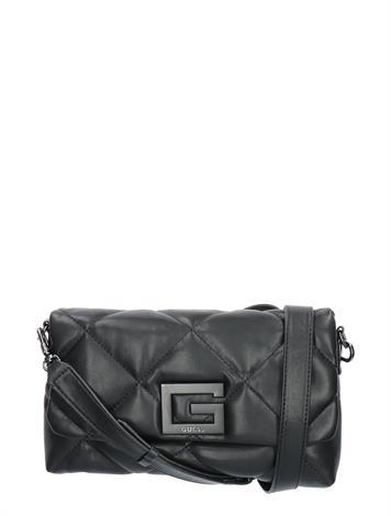 Guess Bright Side Shoulder Bag HWQM7580190 Black