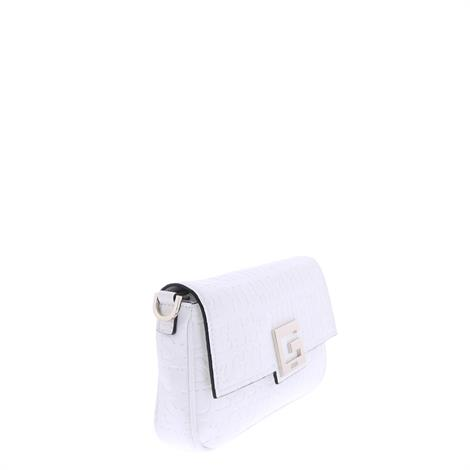 Guess Brightside Shoulderbag White