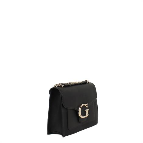 Guess Camila Conv Crossbody Flap Black