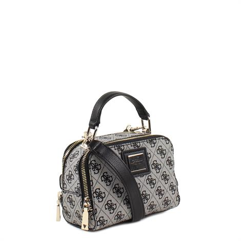 Guess Candace Mini Crossbody Black
