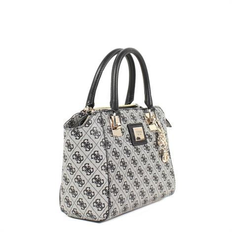 Guess Candace Society Satchel Black