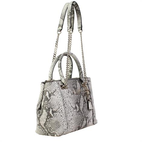 Guess Holly Status Carryall Python