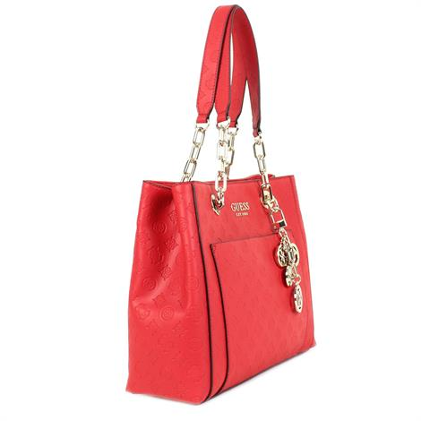 Guess Ilenia Girlfriend Carry All Red