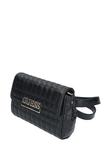 Guess Matrix Conv. Crossbody Belt Bag Black