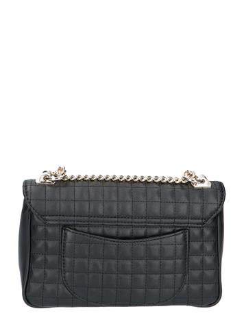Guess Matrix Conv. Crossbody Flap Black