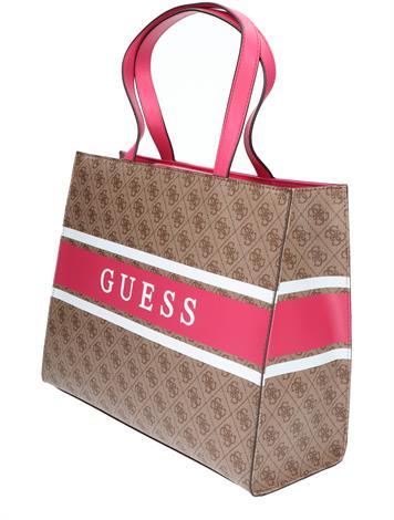 Guess Monique Tote HWSP78 94230 Latte Pink