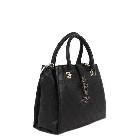 Guess Peony Classic Girlfriend Carry All  Black