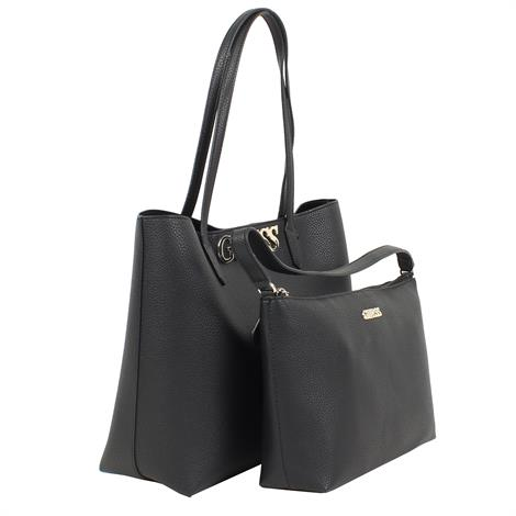 Guess Uptown Chic Barcelona Tote Black