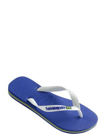 Havaianas Kids Brasil Logo 4110850 2711 Marine Blue
