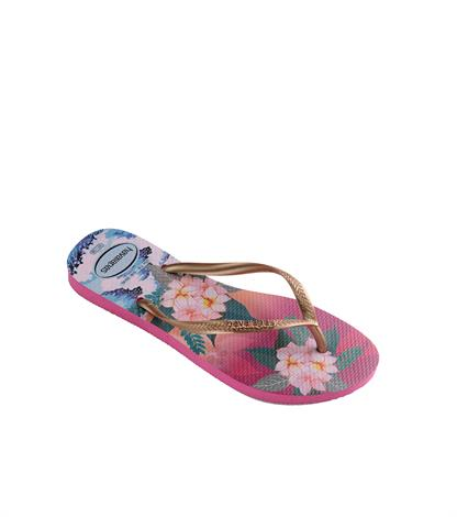 Havaianas Slim Tropical Sunset Hollywood Rose