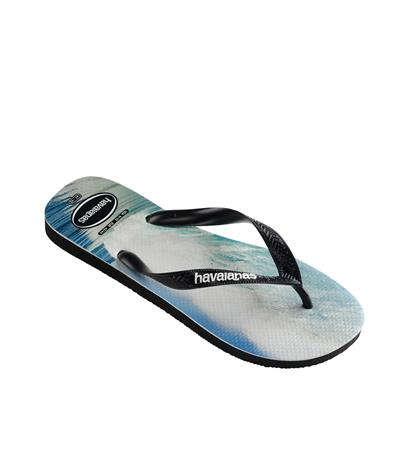 Havaianas Top Photoprint Black Blue
