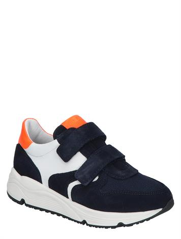 Hip H1799 Dark Blue/Fluo Oranje