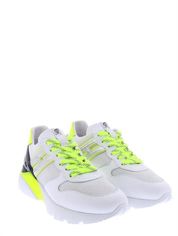 Hogan Active One White Yellow